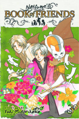 Natsume's Book of Friends, Vol. 3 - Natsume's Book of Friends 3 (Paperback)
