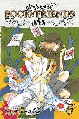 Natsume's Book of Friends, Vol. 5 - Natsume's Book of Friends 5 (Paperback)