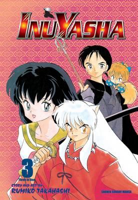 Inuyasha, Vol. 3 (VIZBIG Edition) - Inuyasha 3 (Paperback)