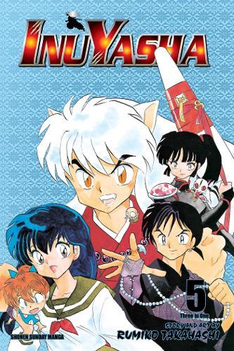 Inuyasha, Vol. 5 (VIZBIG Edition) - Inuyasha 5 (Paperback)