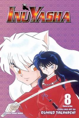 Inuyasha, Vol. 8 (VIZBIG Edition) - Inuyasha 8 (Paperback)