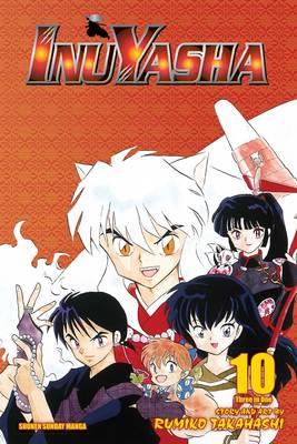Inuyasha, Vol. 10 (VIZBIG Edition) - Inuyasha 10 (Paperback)