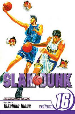 Slam Dunk, Vol. 16 - Slam Dunk 16 (Paperback)