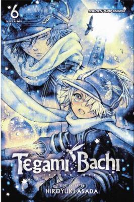 Tegami Bachi, Vol. 6: Letter Bee - Tegami Bachi 6 (Paperback)