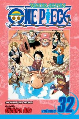 One Piece, Vol. 32 - One Piece 32 (Paperback)