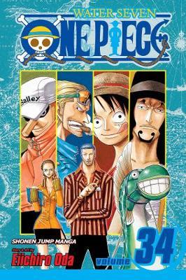 One Piece, Vol. 34 - One Piece 34 (Paperback)