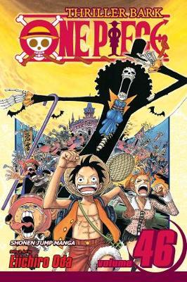 One Piece, Vol. 46 - One Piece 46 (Paperback)