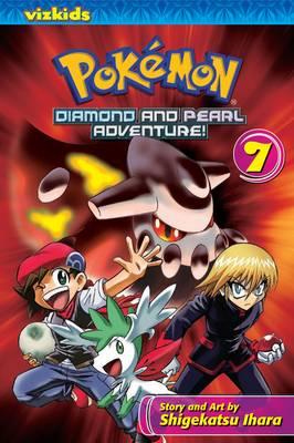 Pokemon: Diamond and Pearl Adventure!, Vol. 7 - Pokemon 7 (Paperback)