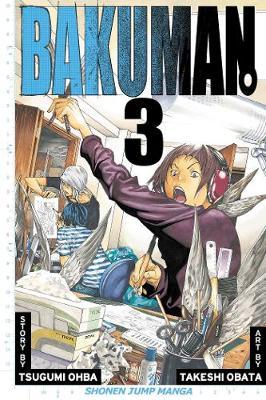 Bakuman., Vol. 3 - Bakuman 3 (Paperback)