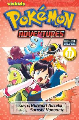 Pokemon Adventures (Gold and Silver), Vol. 11 - Pokemon Adventures 11 (Paperback)