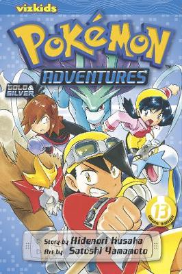 Pokemon Adventures (Gold and Silver), Vol. 13 - Pokemon 13 (Paperback)