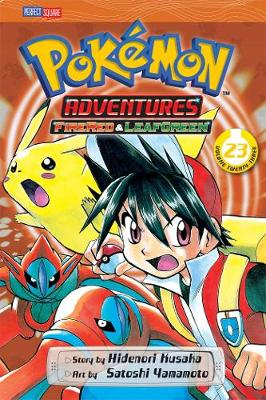 Pokemon Adventures, Vol. 23 - Pokemon 23 (Paperback)