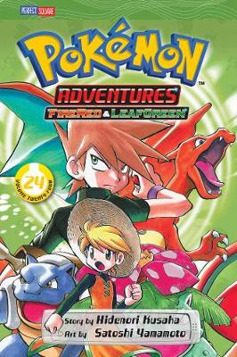 Pokemon Adventures (FireRed and LeafGreen), Vol. 23 - Pokemon 23 (Paperback)