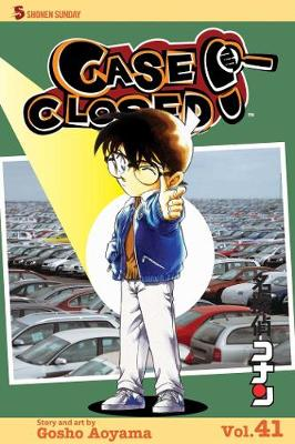 Case Closed, Vol. 41 - Case Closed 41 (Paperback)