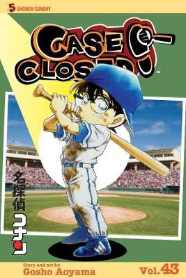 Case Closed, Vol. 43 - Case Closed 43 (Paperback)