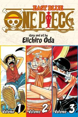 One Piece: East Blue 1-2-3, Vol. 1 (Omnibus Edition) - One Piece (Omnibus Edition) 1 (Paperback)