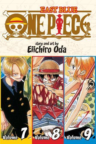 One Piece: East Blue 7-8-9, Vol. 3 (Omnibus Edition) - One Piece (Omnibus Edition) 3 (Paperback)