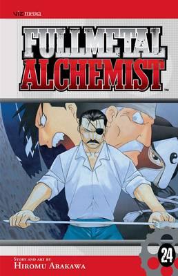 Fullmetal Alchemist, Vol. 24 - Fullmetal Alchemist 24 (Paperback)