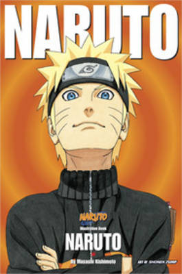 Naruto Illustration Book - Naruto Illustration Book (Paperback)