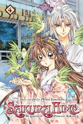 Sakura Hime: The Legend of Princess Sakura , Vol. 3 - SAKURA HIME KADEN 3 (Paperback)