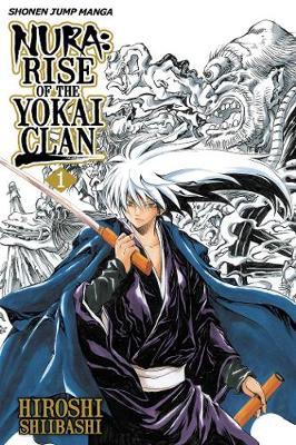 Nura: Rise of the Yokai Clan, Vol. 1 - Nura: Rise of the Yokai Clan 1 (Paperback)