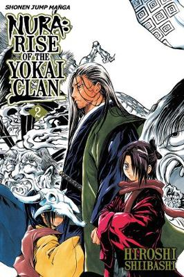 Nura: Rise of the Yokai Clan, Vol. 2 - Nura: Rise of the Yokai Clan 2 (Paperback)