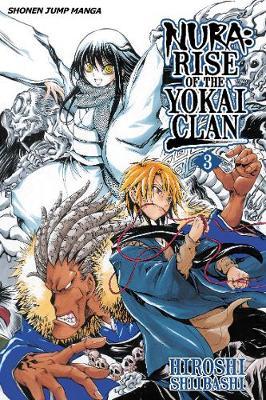 Nura: Rise of the Yokai Clan, Vol. 3 - Nura: Rise of the Yokai Clan 3 (Paperback)