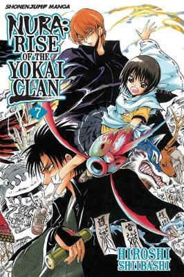 Nura: Rise of the Yokai Clan, Vol. 7 - Nura: Rise of the Yokai Clan 7 (Paperback)