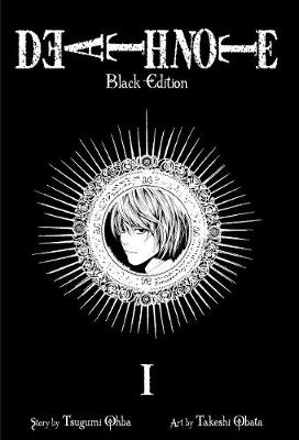 Death Note Black Edition, Vol. 1 - DEATH NOTE BLACK 1 (Paperback)