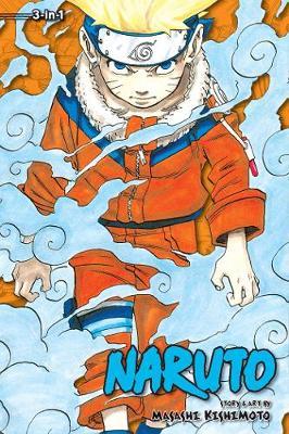 Naruto (3-in-1 Edition), Vol. 1: Includes vols. 1, 2 & 3 - Naruto (3-in-1 Edition) 1 (Paperback)