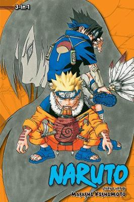 Naruto (3-in-1 Edition), Vol. 3: Includes vols. 7, 8 & 9 - Naruto (3-in-1 Edition) 3 (Paperback)