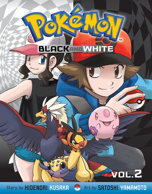 Pokemon Black and White, Vol. 8 - Pokemon 8 (Paperback)