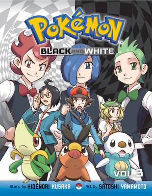 Pokemon Black and White, Vol. 4 - Pokemon 4 (Paperback)