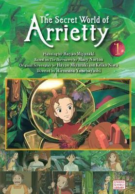 The Secret World of Arrietty Film Comic, Vol. 1 - The Secret World of Arrietty (Film Comic) 1 (Paperback)