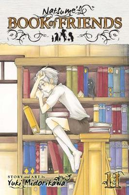 Natsume's Book of Friends, Vol. 11 - Natsume's Book of Friends 11 (Paperback)