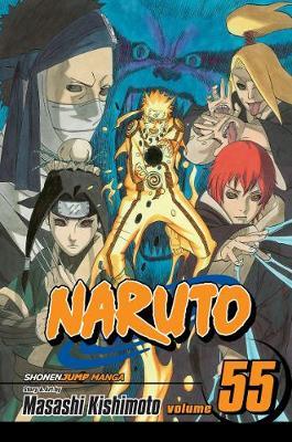Naruto, Vol. 55 - Naruto 55 (Paperback)
