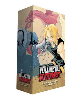 Fullmetal Alchemist Box Set - Fullmetal Alchemist (Paperback)