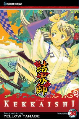 Kekkaishi, Vol. 34 - Kekkaishi 34 (Paperback)