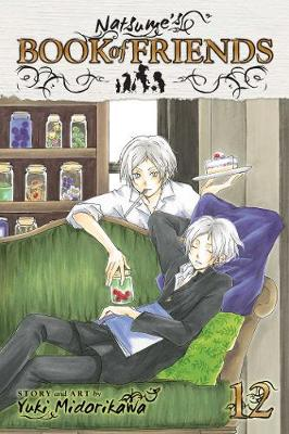 Natsume's Book of Friends, Vol. 12 - Natsume's Book of Friends 12 (Paperback)