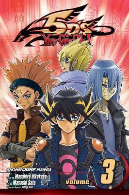 Yu-Gi-Oh! 5D's, Vol. 3 - Yu-Gi-Oh! 5D's 3 (Paperback)