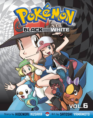Pokemon Black and White, Vol. 6 - Pokemon 6 (Paperback)