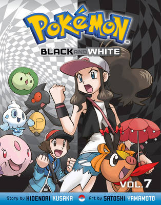 Pokemon Black and White, Vol. 7 - Pokemon 7 (Paperback)