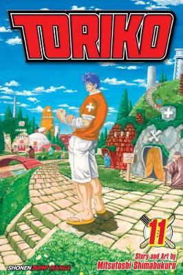 Toriko, Vol. 11 - Toriko 11 (Paperback)