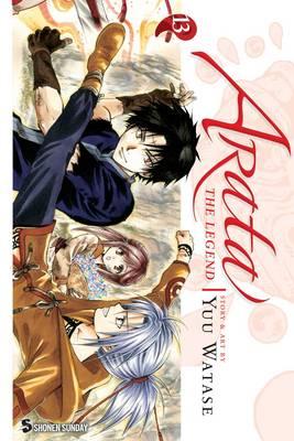 Arata: The Legend, Vol. 13 - Arata: The Legend 13 (Paperback)