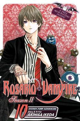 Rosario+Vampire: Season II, Vol. 10 - Rosario+Vampire: Season II 10 (Paperback)