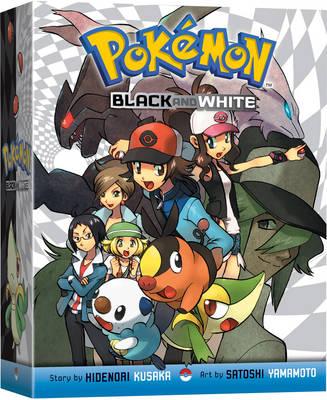 Pokemon Black and White Box Set - Pokemon 1 (Paperback)
