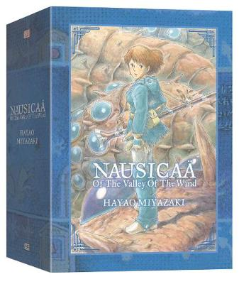 Nausicaa of the Valley of the Wind Box Set - Nausicaa of the Valley of the Wind (Hardback)