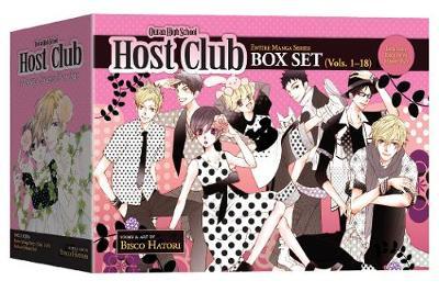 Ouran High School Host Club Box Set - OURAN HIGH SCHOOL (Paperback)