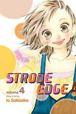 Strobe Edge, Vol. 4 - Strobe Edge 4 (Paperback)