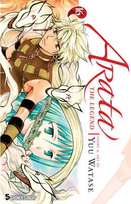 Arata: The Legend, Vol. 16 - Arata: The Legend 16 (Paperback)